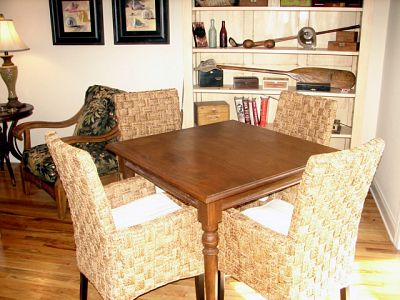 Extra Dining or Card Table