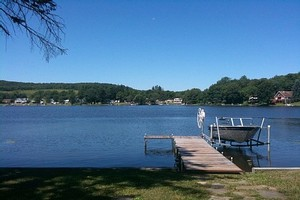 Cottage lake view - Vacation Home For Rent - Mildford Pennslyvania