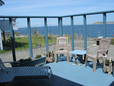 Sequim vacation rental 2 bedroom vacation house rental - Enclosed beds for adults ...
