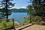 Irene`s Lake Cabin Whitefish Montana Five Star Rentals of Montana