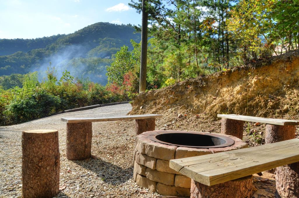 Above the Ridge - Fire Pit 2