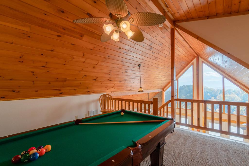 Above It All-pool-table