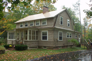 The Maines Houses: The Maine Country House