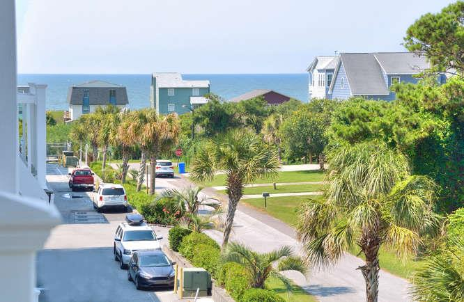 105 SE 58th St Oak Island NC-small-006-4-Ocean View Balcony-666x435-72dpi