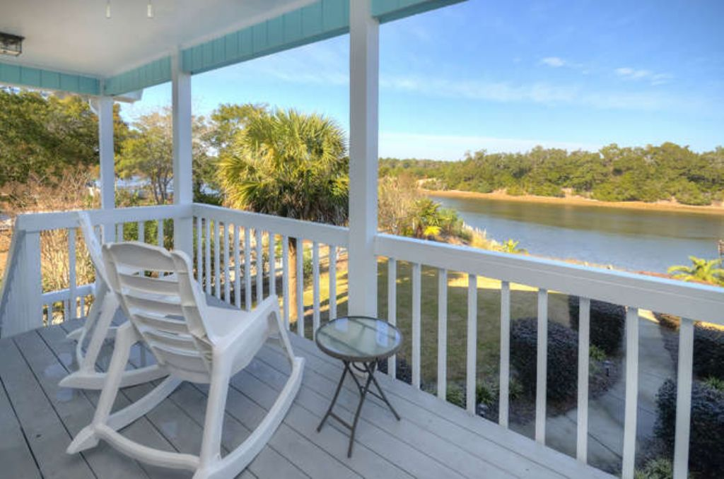 Front Porch Inter coastal view