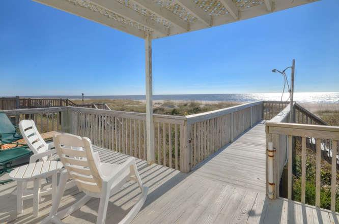 Blue Crab Cove 711 Caswell-small-002-23-Front PorchOceanfront-666x442-72dpi