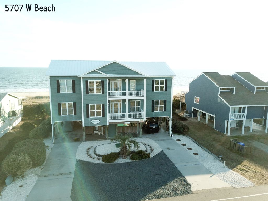 Front of Home Aerial