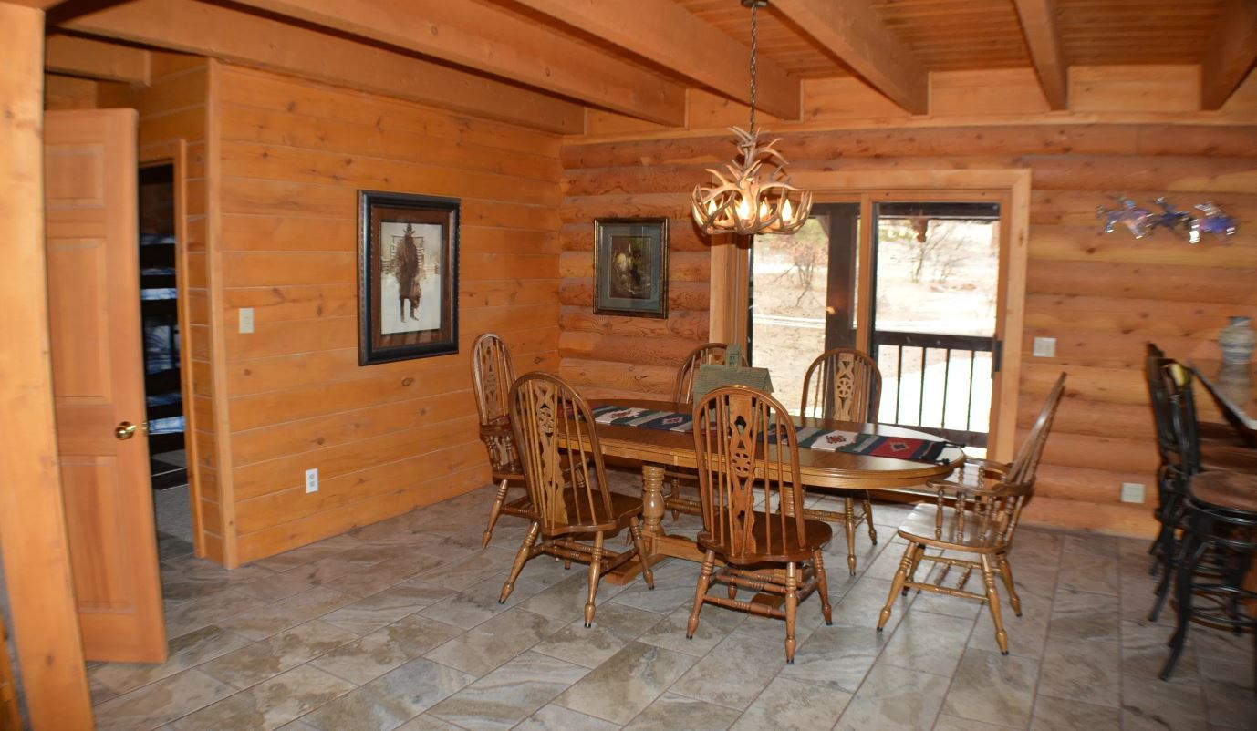 Pagosa Luxury Log Cabin 3 Bedroom Vacation Cabin Rental Pagosa