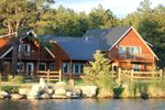 Majestic Lakefront Home