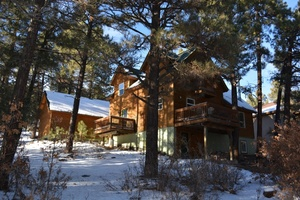 Gala Place 4 Bedroom Vacation Cabin Rental Pagosa Springs Co 90381