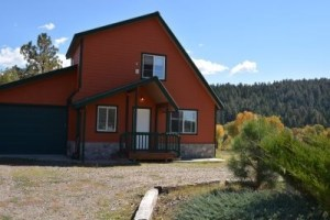 The View Pagosa Springs Co 2 Bedroom Vacation Cabin Rental 90427 Fr