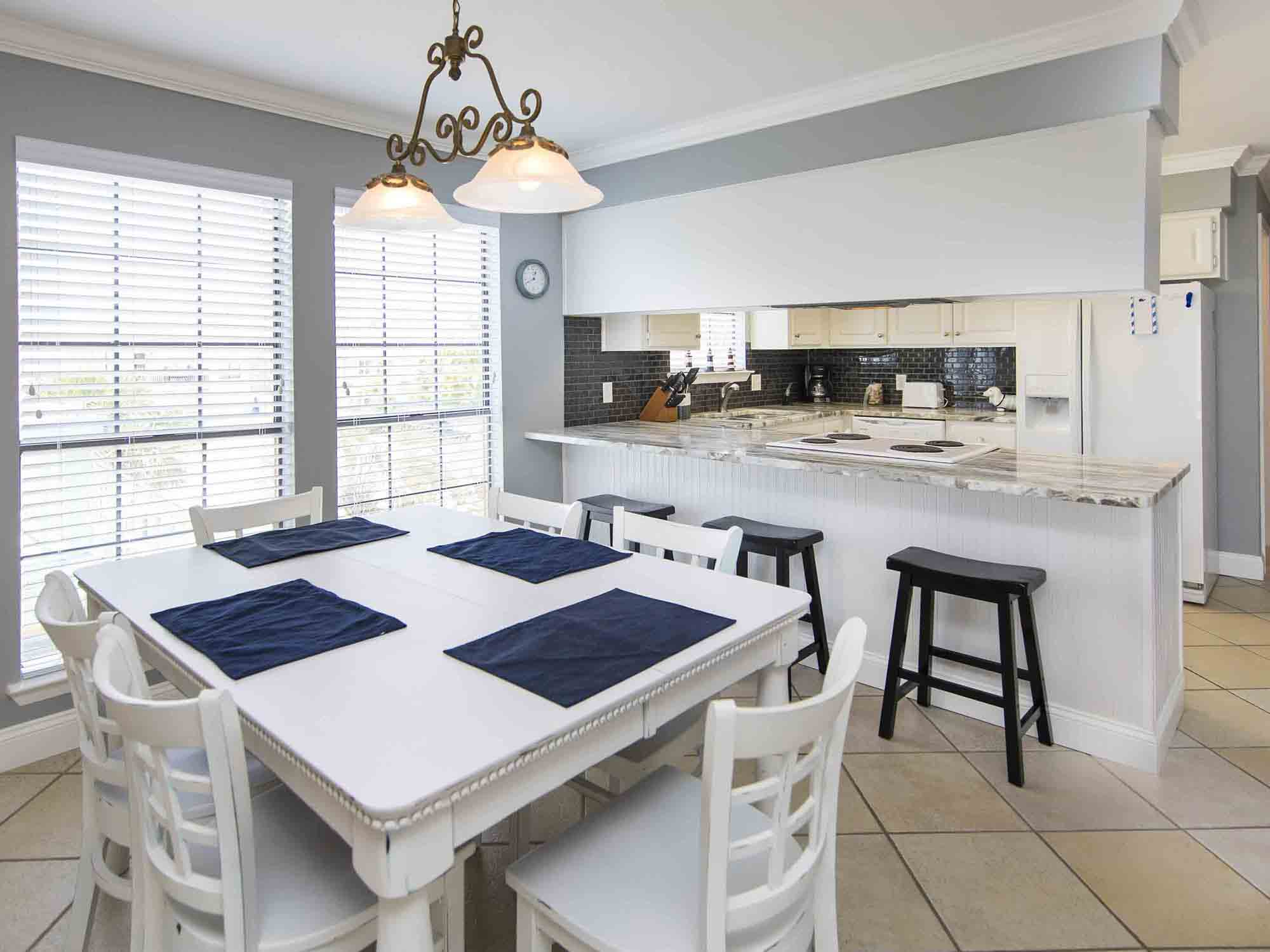 Dining Area Set for Six
