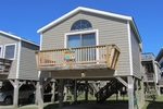 15 DON'T WORRY BE HAPPY Hatteras Village North Carolina Dolphin Realty Hatteras Vacation Rentals