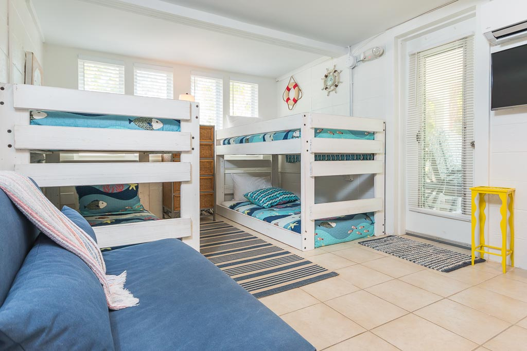 Bunk Beds Downstairs