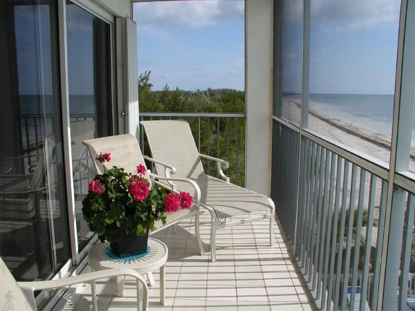 Porch and Views