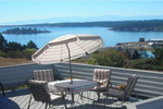 Sun Deck View on San Juan Island