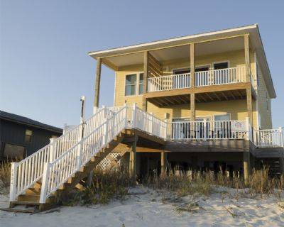 Crystal Paradise, Beautiful Gulf Front with private pool