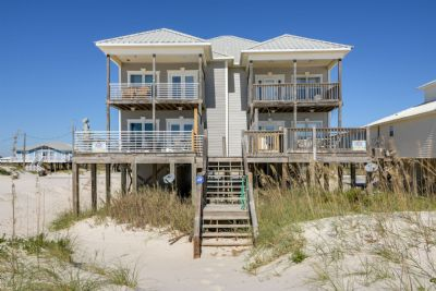 Tranquility Duplex- Immaculate 6 Bedroom Gulf Front