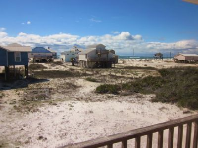 Gulf Side Vacation Beach Home Fort Morgan/Gulf Shores, Alabama