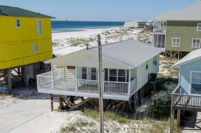 Located just steps from the Gulf of Mexico
