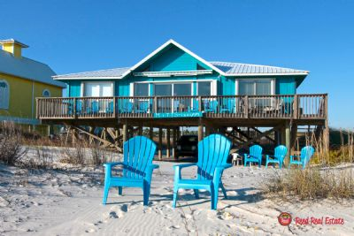 Mitts-issippi Beach Home - Beach View