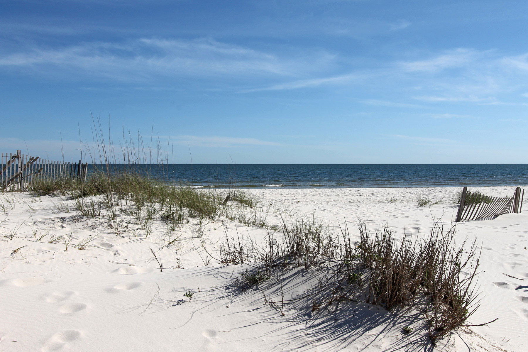 Pristine beach as your front yard