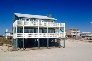 Beautiful, updated 3 bedroom, 3 bath Gulf Front