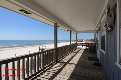 Gulfside Deck & View