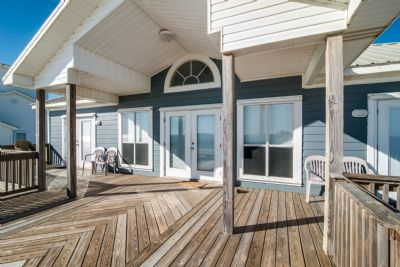 Large Open/Covered Deck
