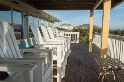 Open and Covered Decks