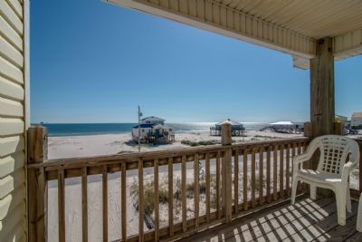 Gulf View off Covered Deck-Level 2