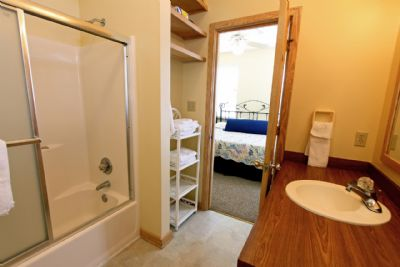 bedroom 2 attached bath