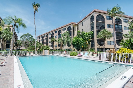 Marco Island vacation rental with pool