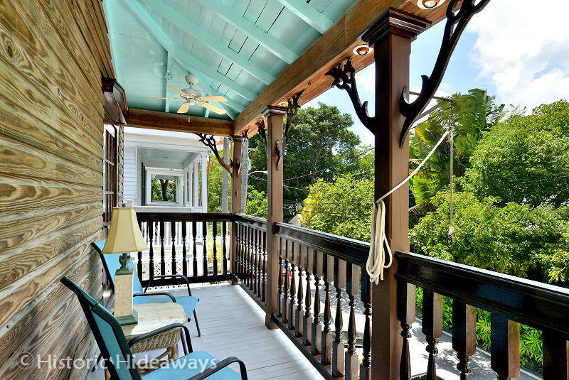 Front Porch Balcony