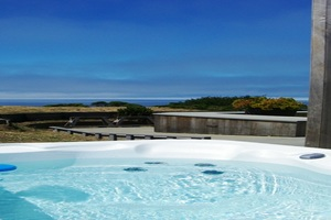 Ocean View from Hot Tub Sea Ranch 2 bedroom vacation rental