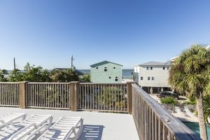 Fort Myers Beach 4 bedroom vacation home rental with ocean views