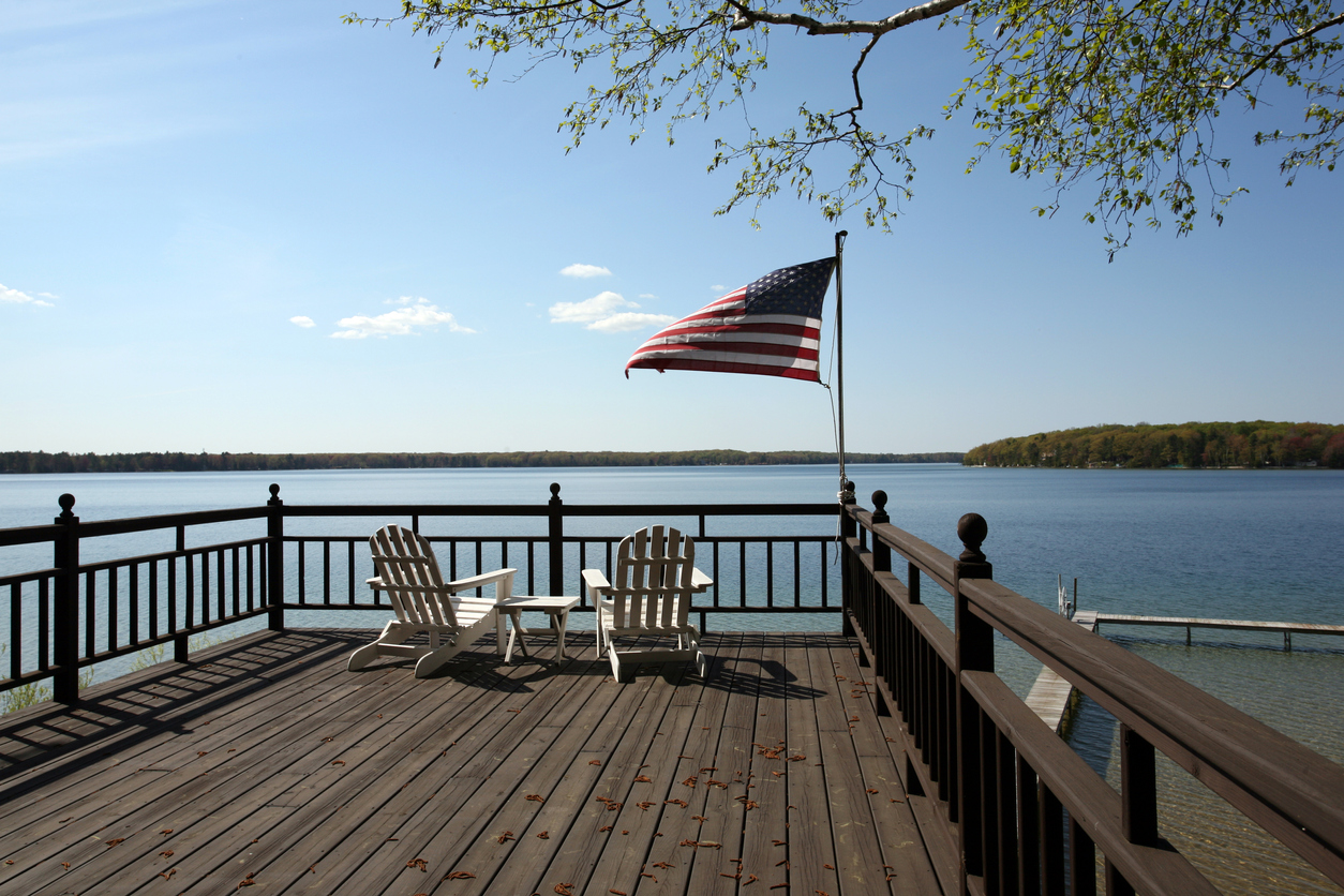 What to Do at a Lake Vacation Rental