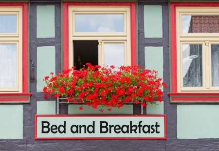 Bed and Breakfast or Hotel?