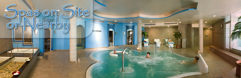 Vacation Rentals Near Luxurious Spas