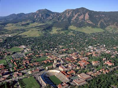 Things to do in Boulder Colorado