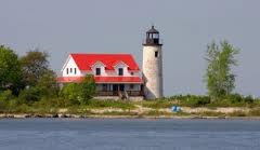 Charity Island Michigan Travel Guide