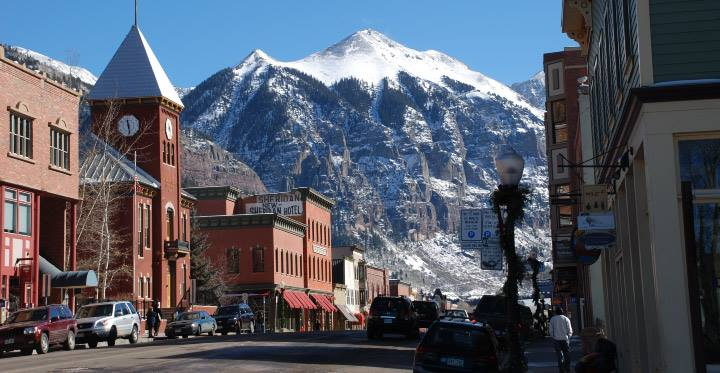 Things to do in Telluride Colorado