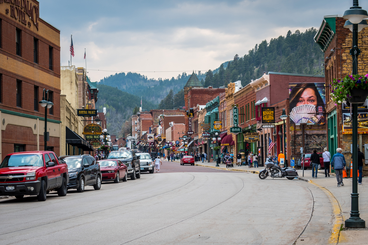 Deadwood South Dakota Travel Guide