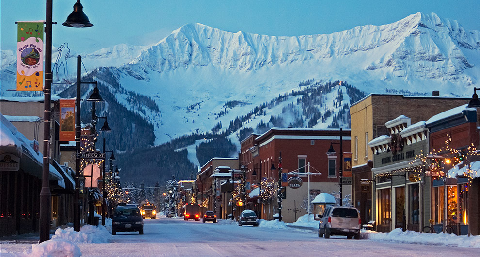 Things to do in Fernie British Columbia