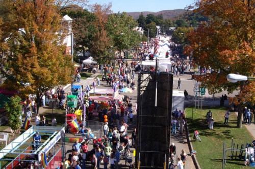 Ellicottville Fall Festival  Oktoberfest