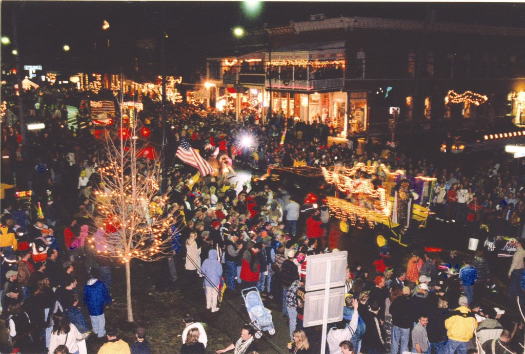 Ellicottville's Mardi Gras and Winter Carnival Weekend