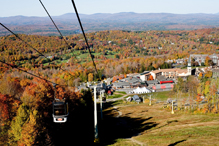 Columbus Day Harvestfest Stratton Vermont