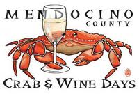 Mendocino Crab and Wine and Beer Festival