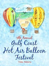 Gulf Coast Hot Air Balloon Festival