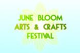 The June Bloom Arts and Crafts Festival